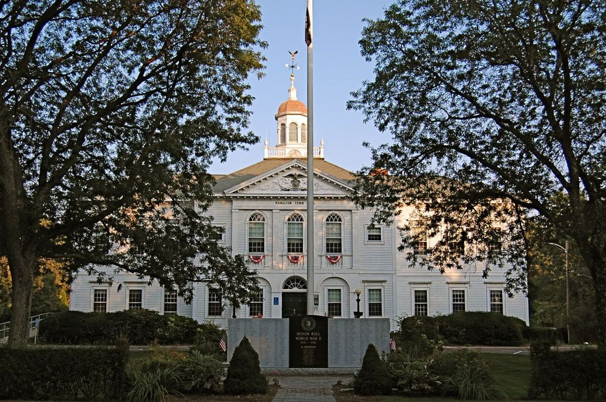 Town Of Clinton Ma Building Department